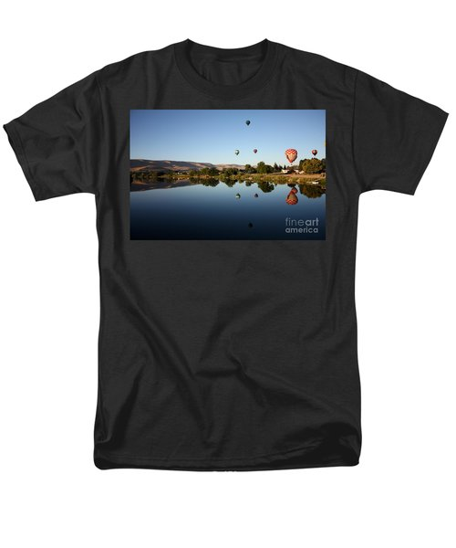 Morning on the Yakima River T-Shirt by Carol Groenen