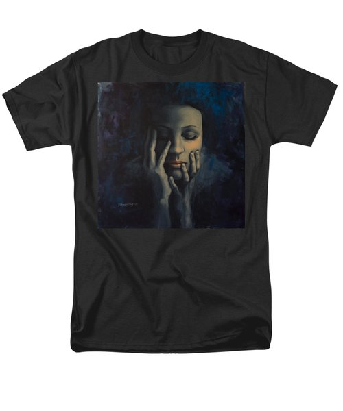 Nights in July T-Shirt by Dorina  Costras