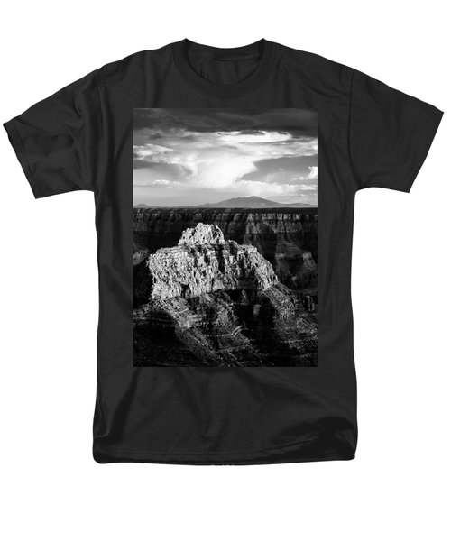 North Rim Men's T-Shirt  (Regular Fit) by Dave Bowman