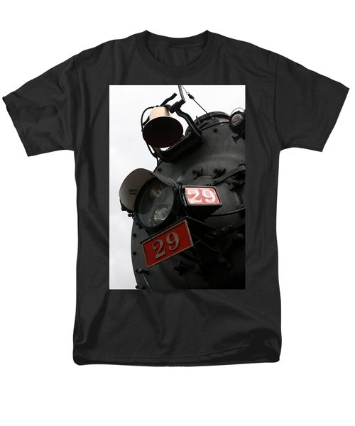 Number 29 Men's T-Shirt  (Regular Fit) by Joe Kozlowski