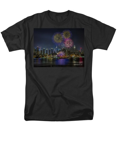 NYC Celebrates Fleet Week T-Shirt by Susan Candelario