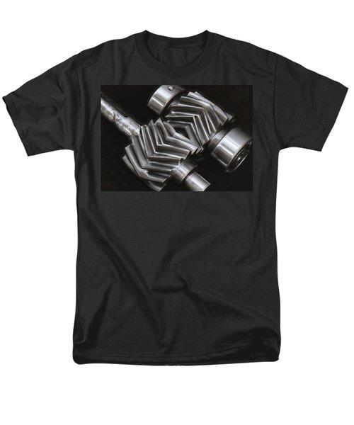 OIL PUMP GEARS T-Shirt by Daniel Hagerman
