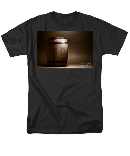 Old Whisky Barrel T-Shirt by Olivier Le Queinec
