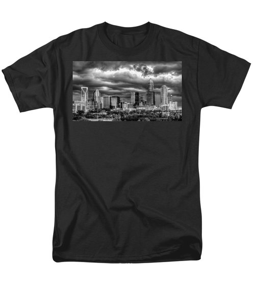 Ominous Charlotte Sky T-Shirt by Chris Austin