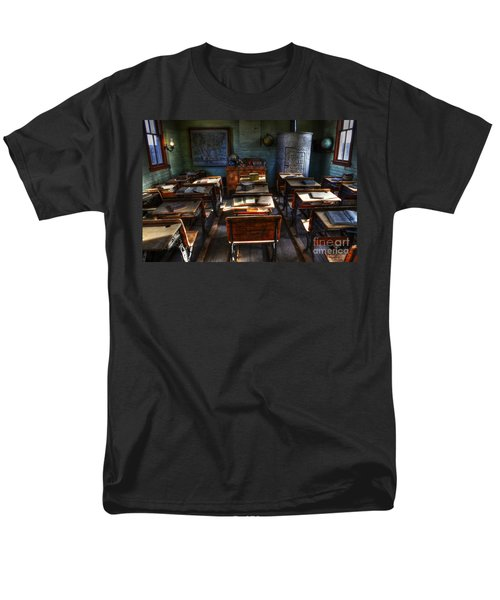 One Room School House T-Shirt by Bob Christopher