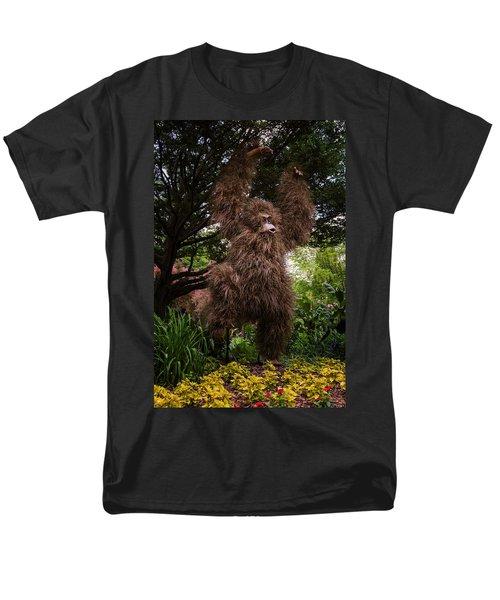 Orangutan Men's T-Shirt  (Regular Fit) by Joan Carroll