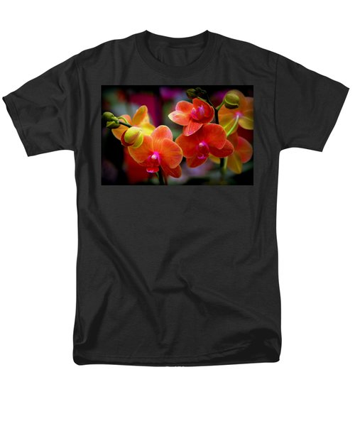 ORCHID MELODY T-Shirt by KAREN WILES