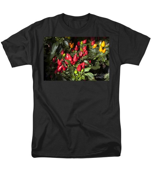 Ornamental Peppers T-Shirt by Peter French