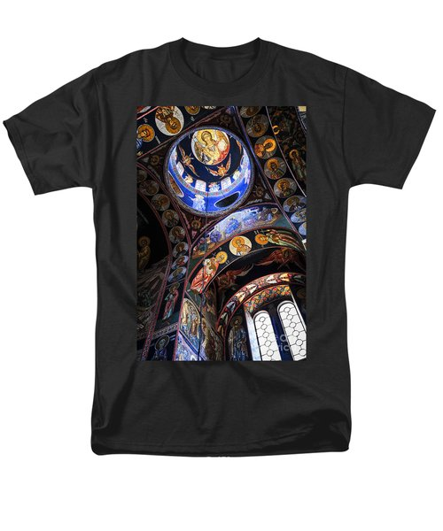 Orthodox church interior T-Shirt by Elena Elisseeva