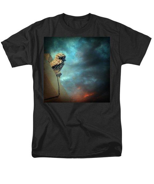 Owl T-Shirt by Taylan Soyturk