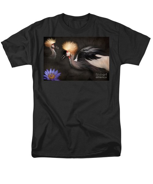Painted Islands of Summer Lilies T-Shirt by Sharon Mau