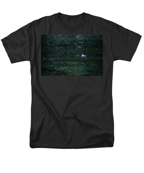 paper boat T-Shirt by Joana Kruse
