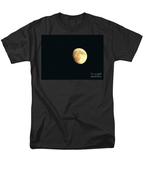Partial moon T-Shirt by Claudia Mottram