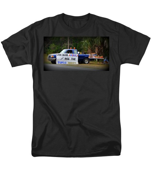 Patriotic Honey Salesman T-Shirt by Carla Parris