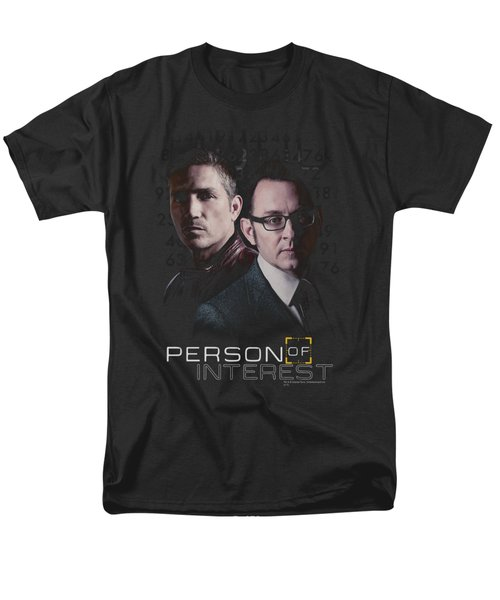 Person Of Interest - Persons Men's T-Shirt  (Regular Fit) by Brand A