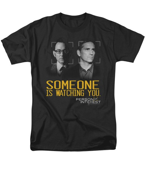 Person Of Interest - Someone Men's T-Shirt  (Regular Fit) by Brand A