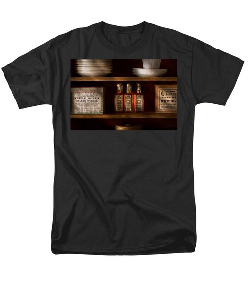 Pharmacy - For all your lubrication needs T-Shirt by Mike Savad
