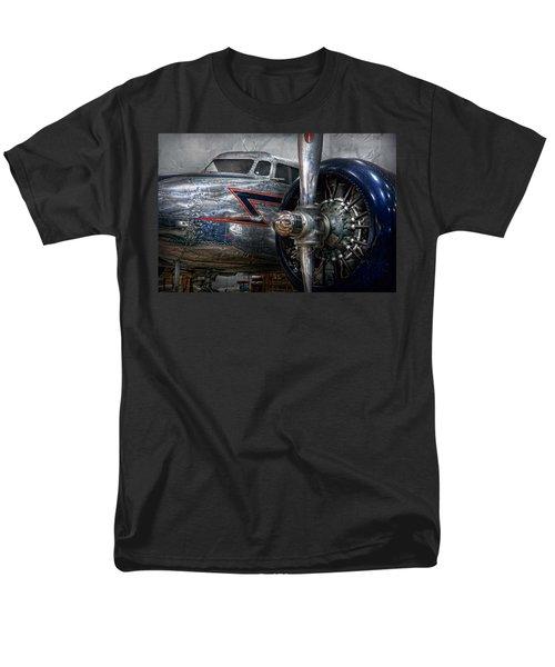 Plane - Hey fly boy  T-Shirt by Mike Savad