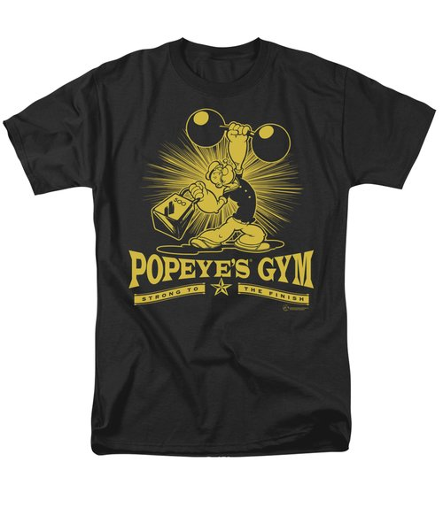 Popeye - Popeyes Gym Men's T-Shirt  (Regular Fit) by Brand A