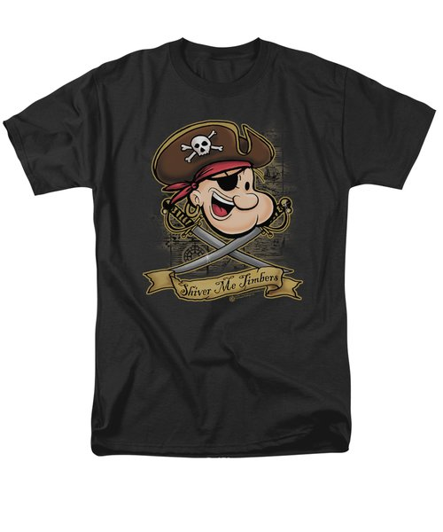 Popeye - Shiver Me Timbers Men's T-Shirt  (Regular Fit) by Brand A