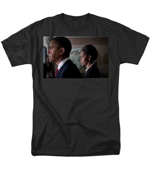 President and Mrs Obama T-Shirt by Mountain Dreams