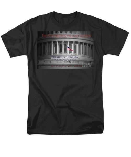 President Obama Inauguration T-Shirt by Jost Houk