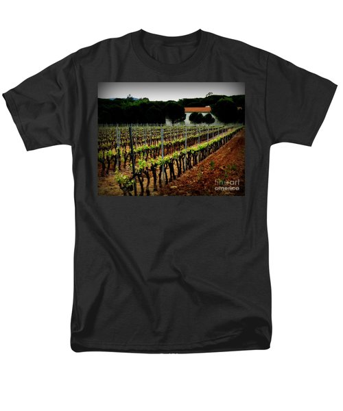 Provence Vineyard T-Shirt by Lainie Wrightson