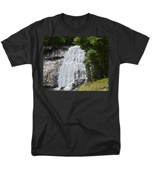 Rainbow Falls T-Shirt by Susan Leggett