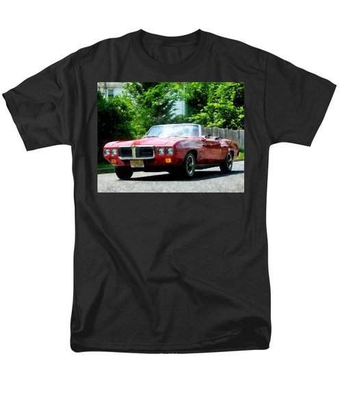Red Firebird Convertible T-Shirt by Susan Savad