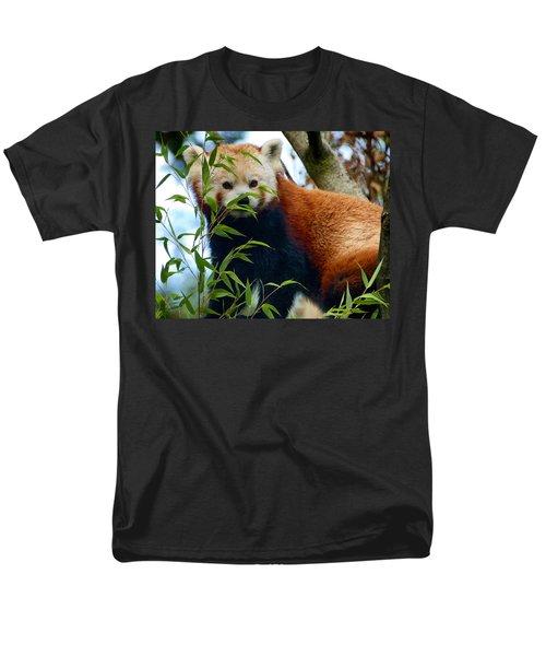 Red Panda T-Shirt by Trever Miller