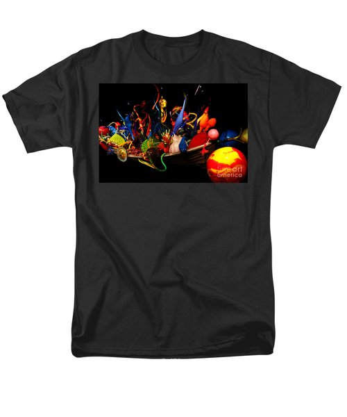 Reflections of Glass 3 T-Shirt by Cheryl Young