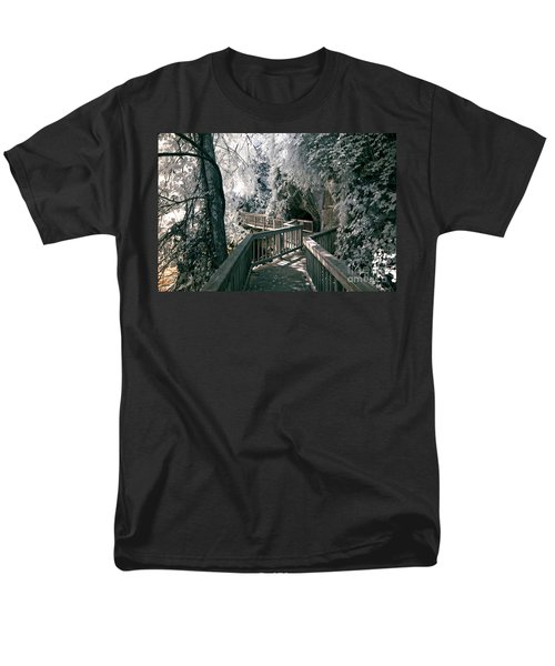 River Boardwalk T-Shirt by Paul W Faust -  Impressions of Light