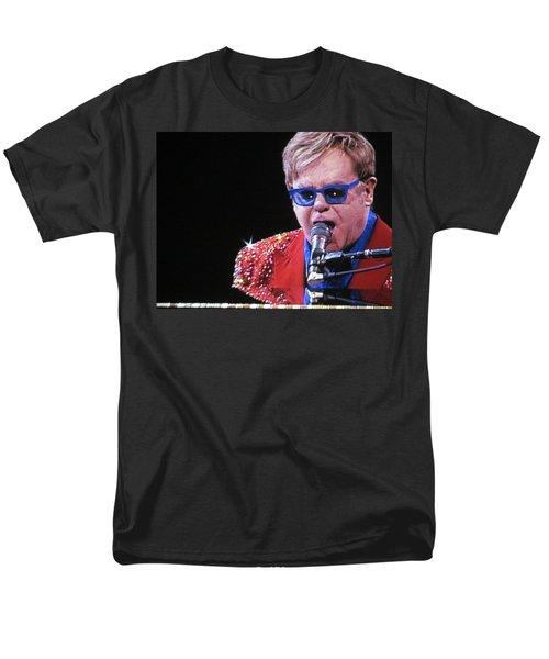 Rocket Man Men's T-Shirt  (Regular Fit) by Aaron Martens