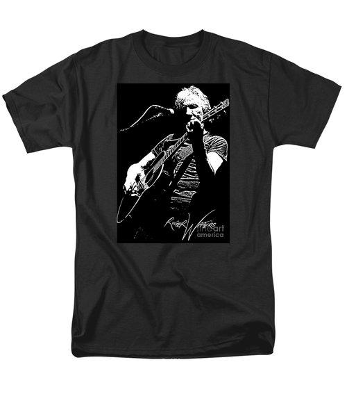 Roger Waters No.01 T-Shirt by Caio Caldas