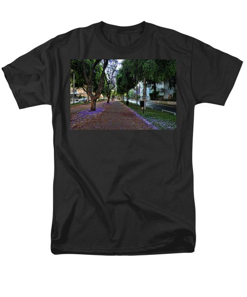 Rothschild boulevard T-Shirt by Ron Shoshani