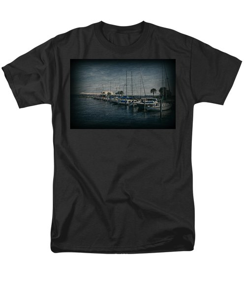 Sailboats T-Shirt by Sandy Keeton