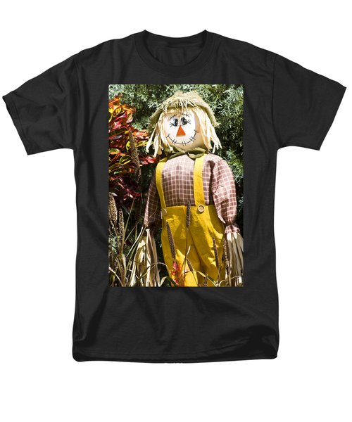 Scare Crow T-Shirt by Carolyn Marshall