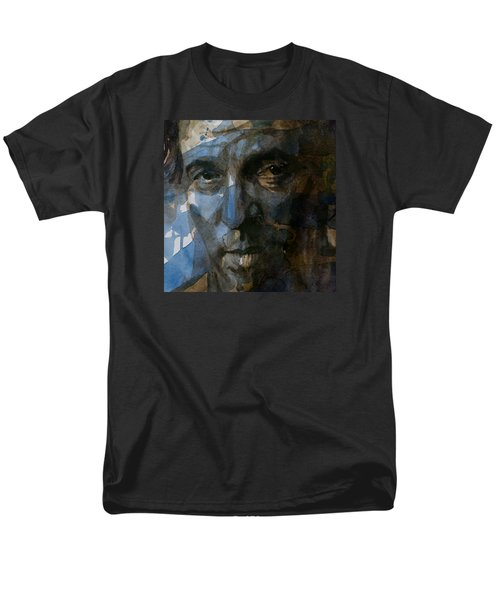 Shackled And Drawn Men's T-Shirt  (Regular Fit) by Paul Lovering