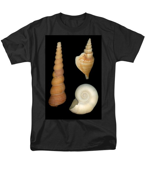 Shell - Conchology - Shells T-Shirt by Mike Savad