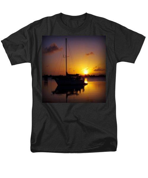 SILENCE of NIGHT T-Shirt by KAREN WILES
