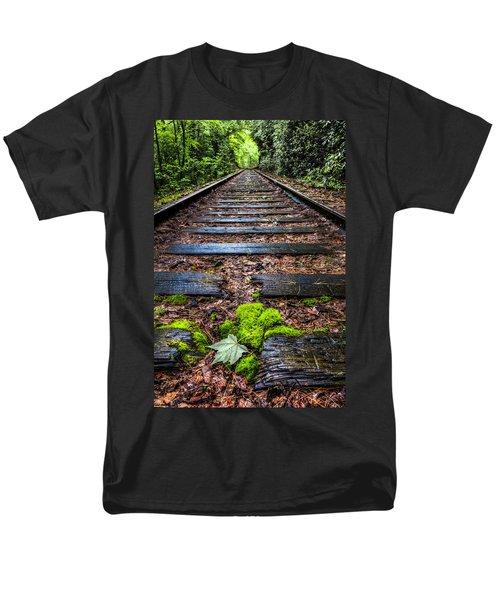 Singing in the Rain T-Shirt by Debra and Dave Vanderlaan