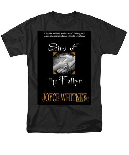 Sins of the Father book cover T-Shirt by Mike Nellums