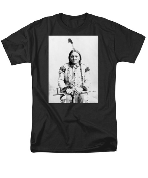 Sitting Bull T-Shirt by War Is Hell Store