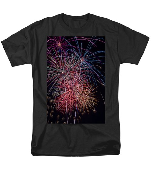 Sky Full Of Fireworks T-Shirt by Garry Gay