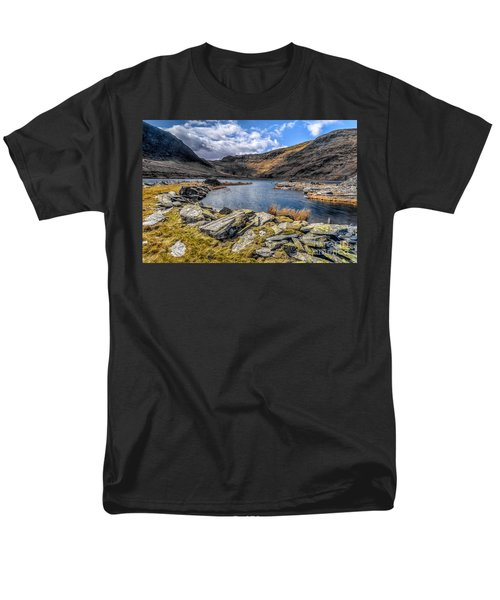 Slate Valley T-Shirt by Adrian Evans