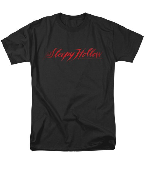 Sleepy Hollow - Logo Men's T-Shirt  (Regular Fit) by Brand A