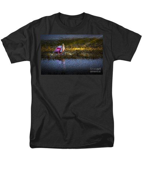 Spotlight Men's T-Shirt  (Regular Fit) by Marvin Spates