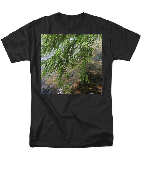 Stalking Trout T-Shirt by John Stephens