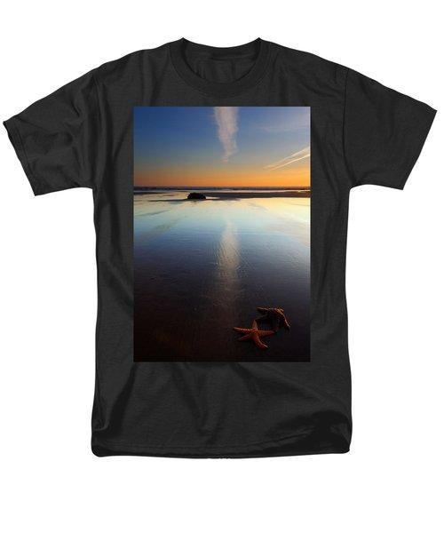 Starfish Sunset T-Shirt by Mike  Dawson