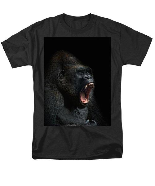 Stay Away Men's T-Shirt  (Regular Fit) by Joachim G Pinkawa